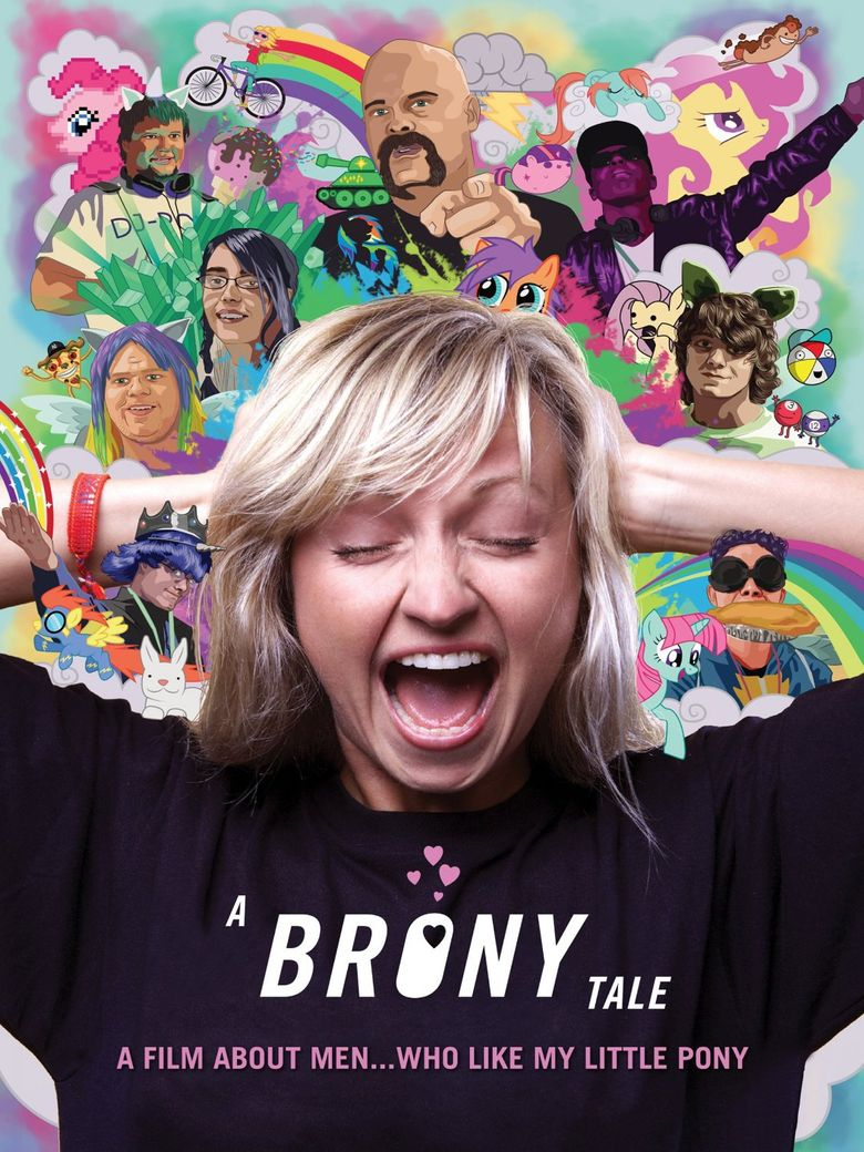 A Brony Tale Poster
