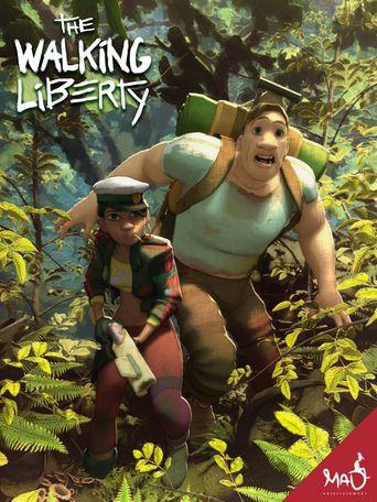 Yaya e Lennie - The Walking Liberty Poster