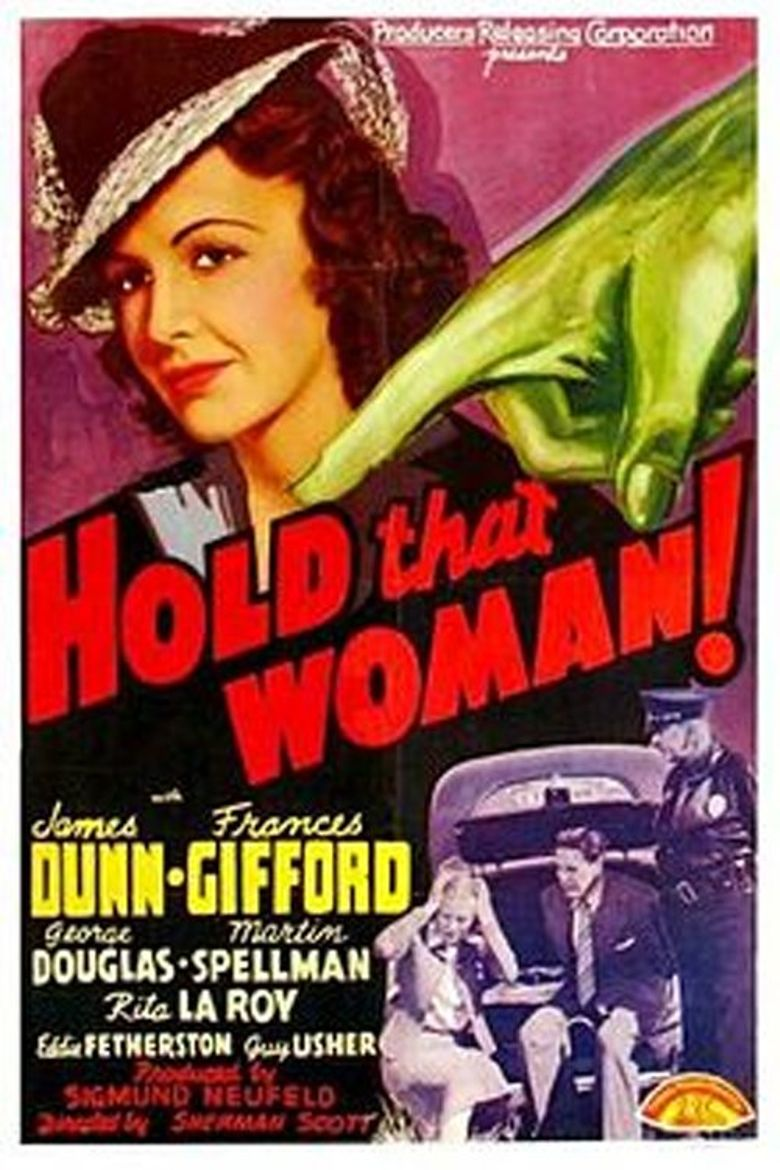 Hold That Woman! Poster