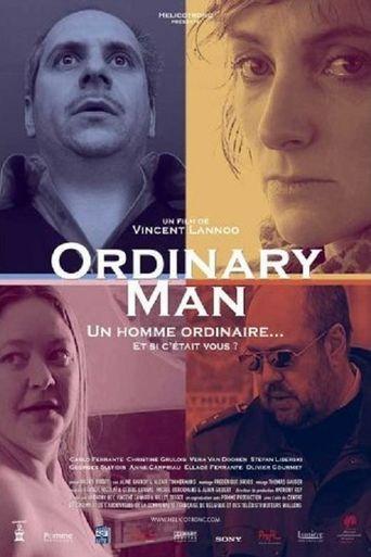 Ordinary Man Poster