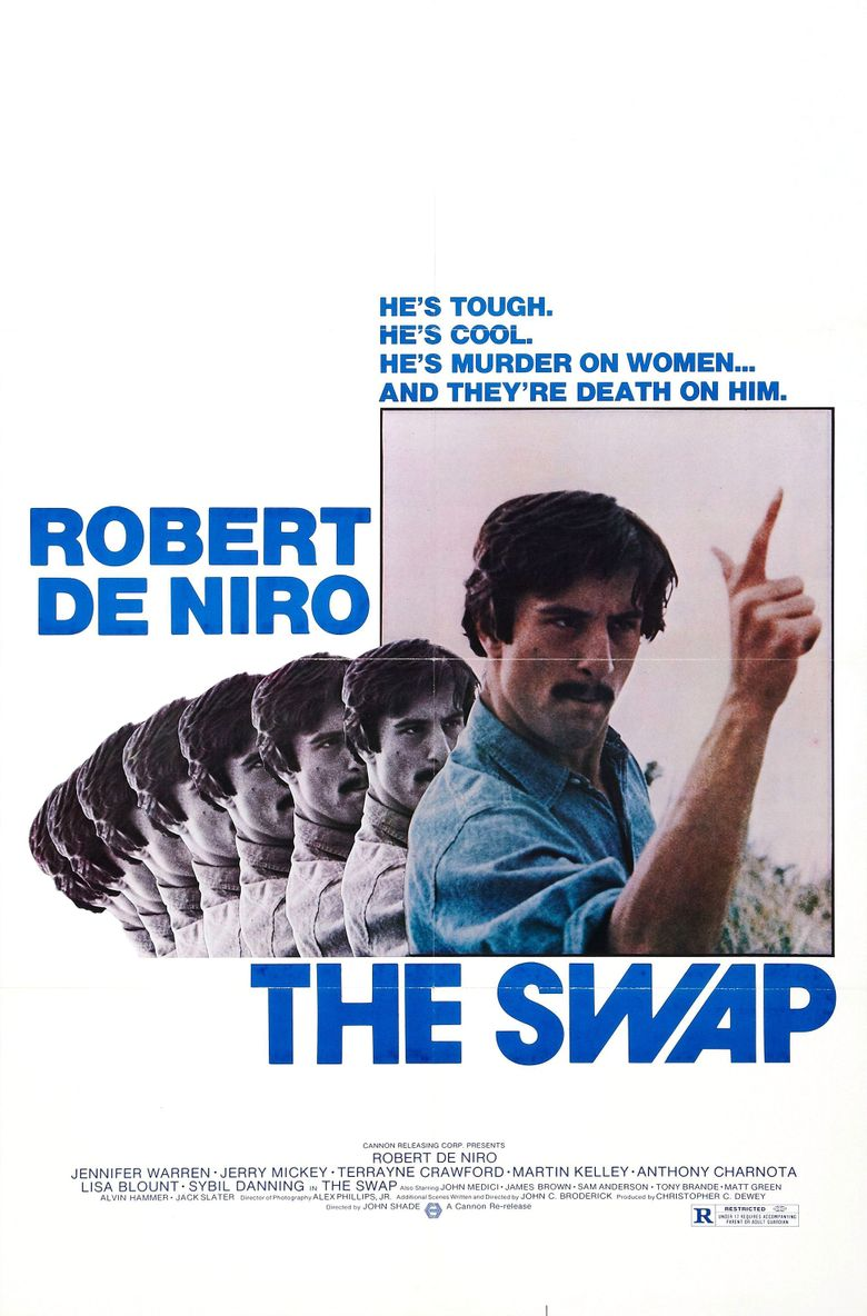 The Swap Poster
