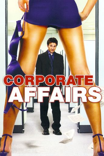 Corporate Affairs Poster