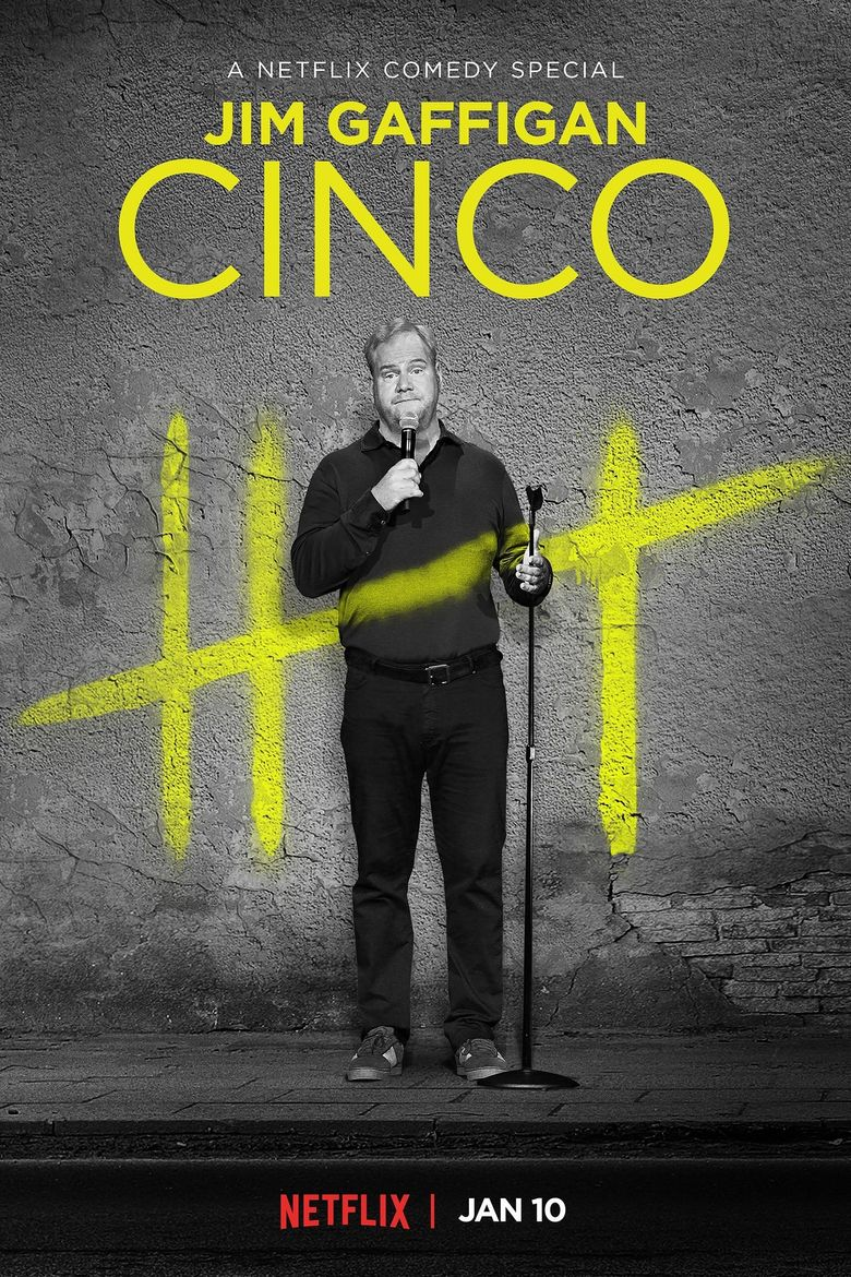 Watch Jim Gaffigan: Cinco
