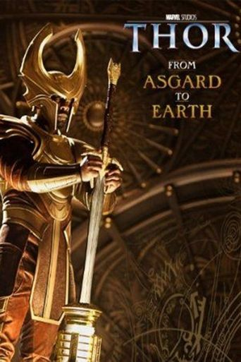 Thor: From Asgard to Earth Poster