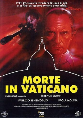 Death in the Vatican Poster
