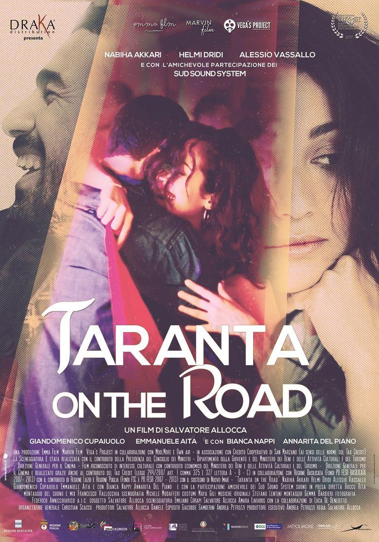 Taranta On the Road Poster