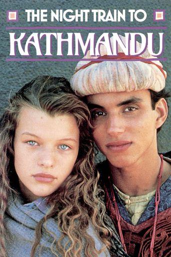 The Night Train to Kathmandu Poster