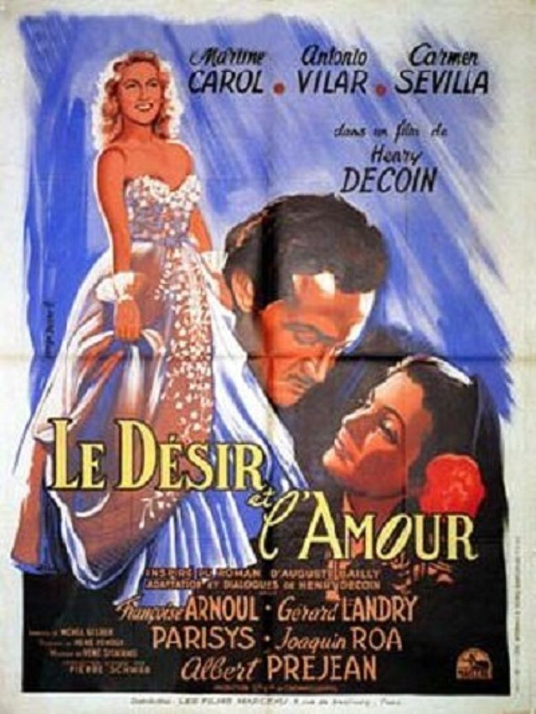 Love and Desire Poster