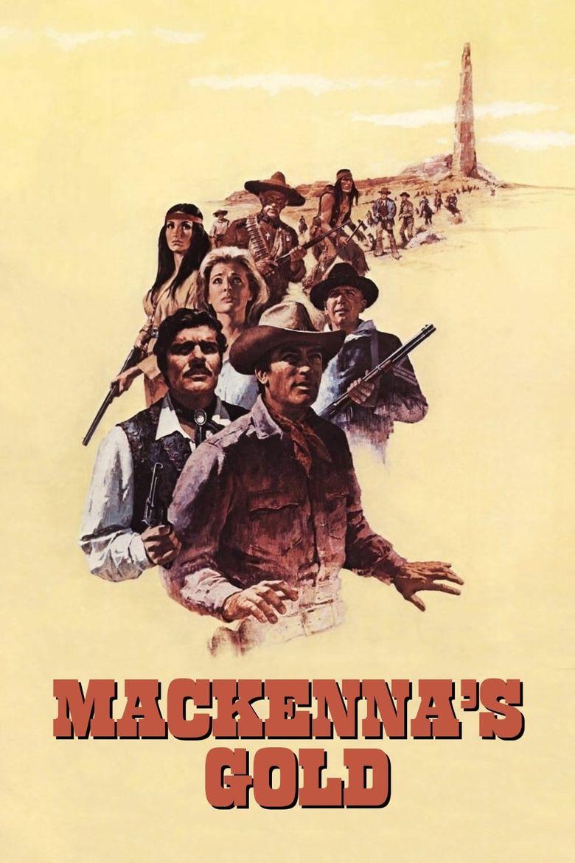 Mackenna's Gold Poster