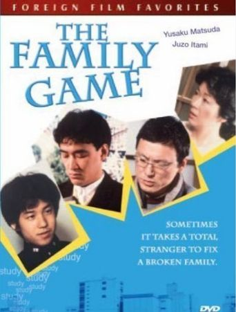 The Family Game Poster