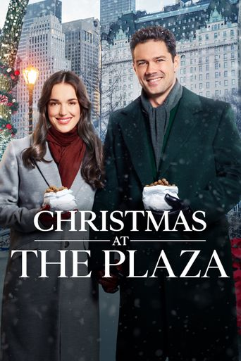 Christmas at the Plaza Poster