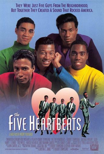 Watch The Five Heartbeats