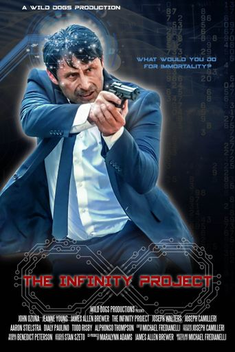 The Infinity Project Poster