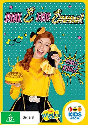 The Wiggles - Dial E For Emma Poster
