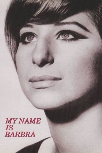My Name Is Barbra Poster