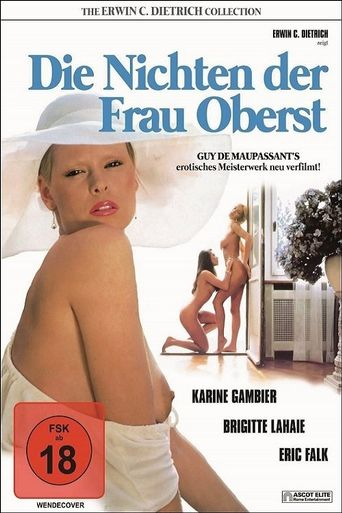 Secrets of a French Maid Poster