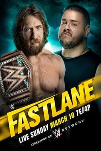 WWE Fastlane 2019 Poster