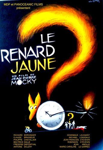 Le Renard jaune Poster
