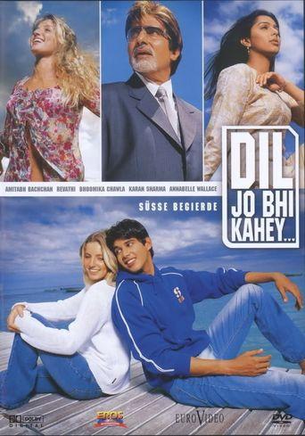 Dil Jo Bhi Kahey... Poster