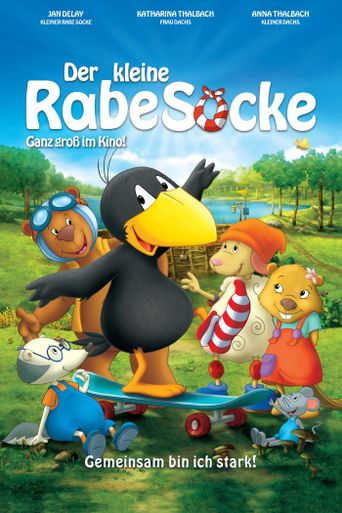 Raven the Little Rascal Poster