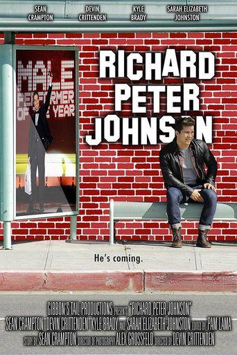Richard Peter Johnson Poster