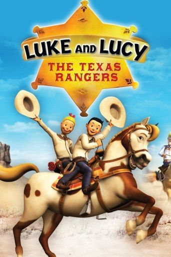 Luke and Lucy: The Texas Rangers Poster