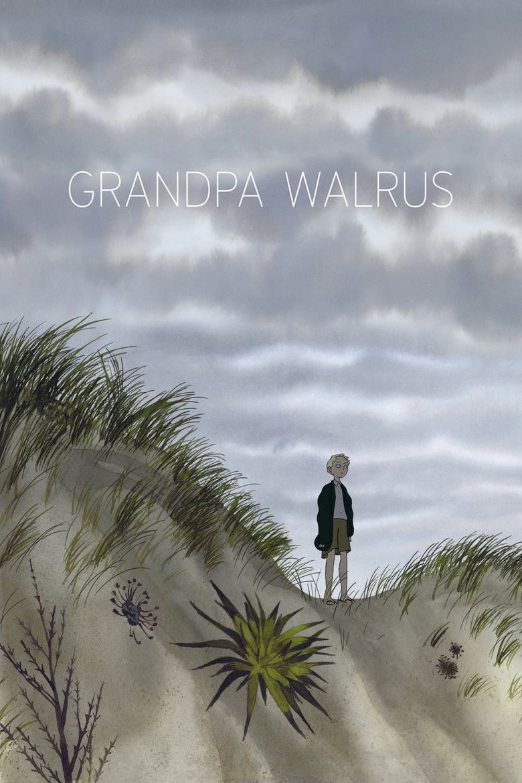 Grandpa Walrus Poster