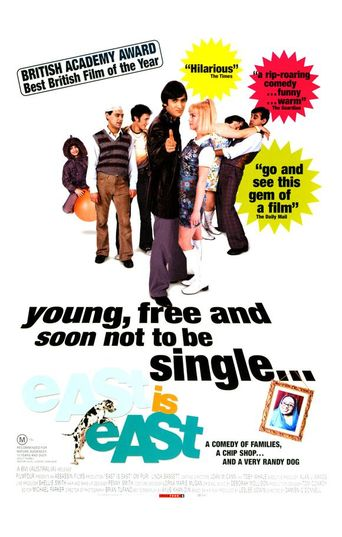 Watch East Is East