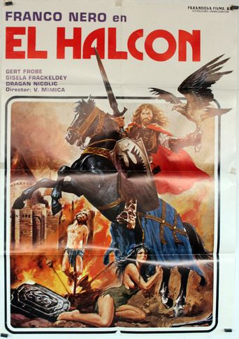 The Falcon Poster