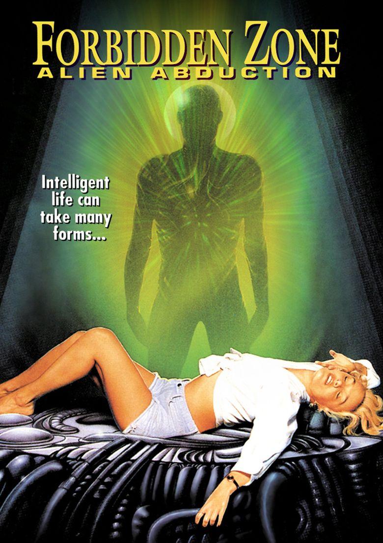 Alien Abduction: Intimate Secrets Poster