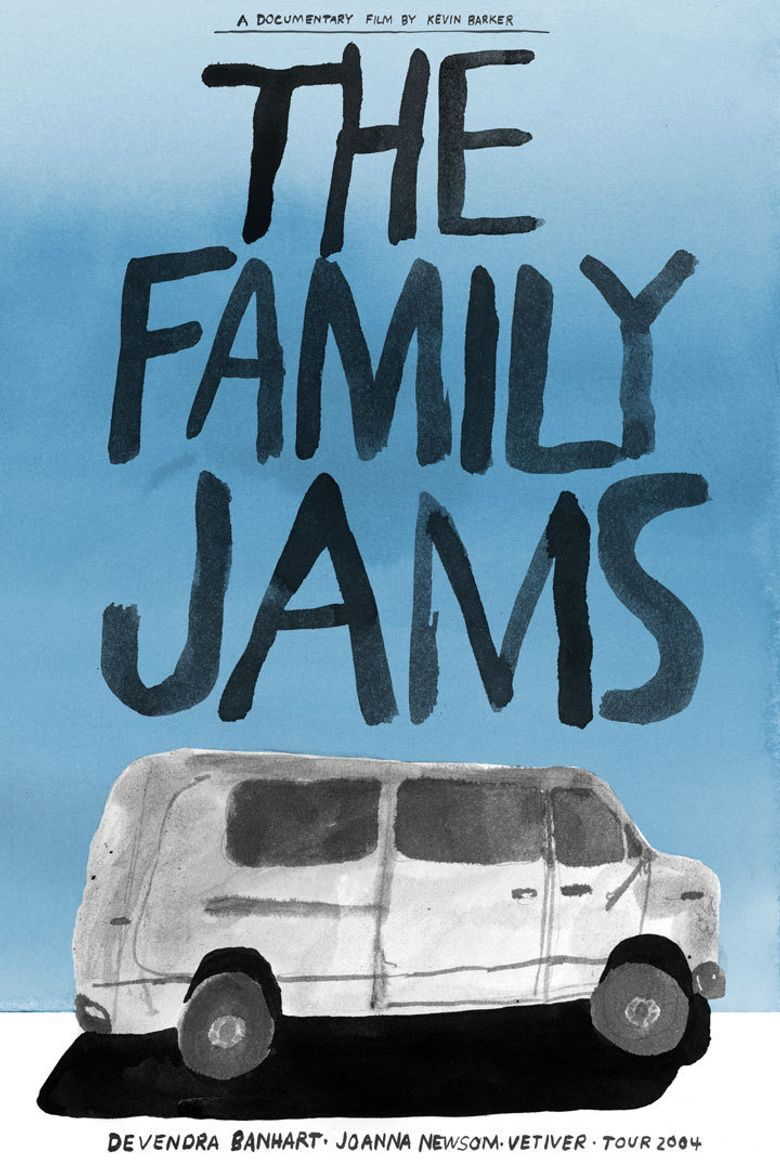 The Family Jams Poster