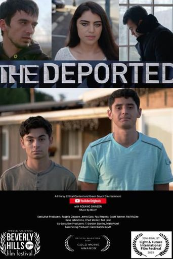 The Deported Poster