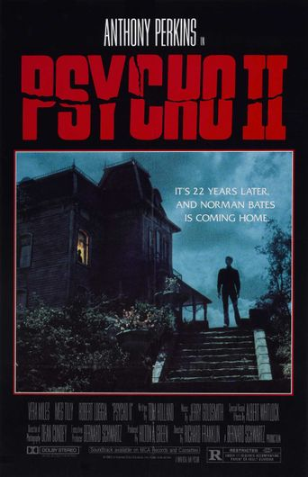 Watch Psycho II