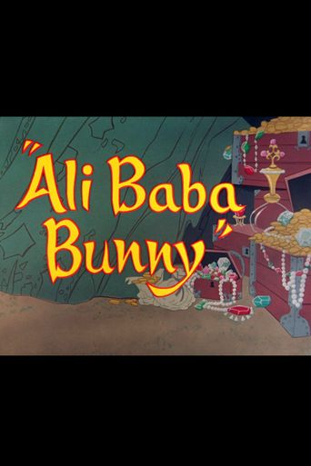 Ali Baba Bunny Poster