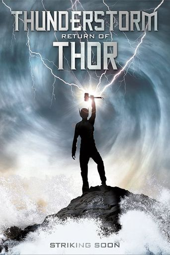 Adventures of Thunderstorm: Return of Thor Poster