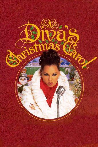 A Diva's Christmas Carol Poster