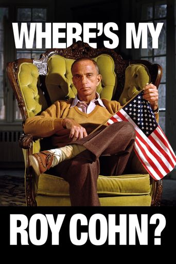 Where's My Roy Cohn? Poster