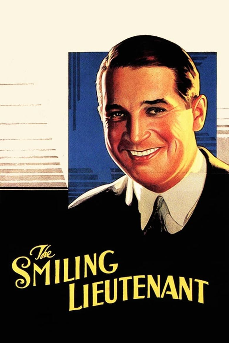 The Smiling Lieutenant Poster