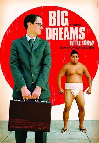 Big Dreams Little Tokyo Poster