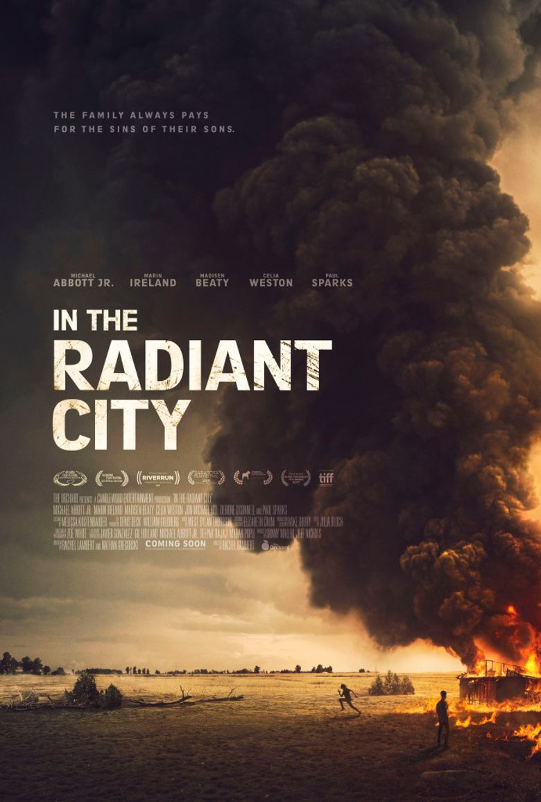In the Radiant City Poster