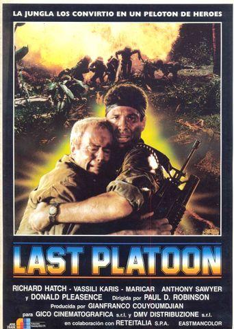 Last Platoon Poster