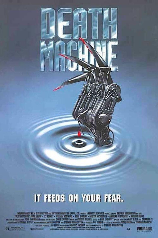 Death Machine Poster