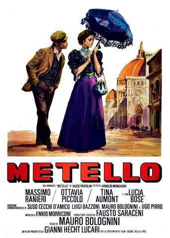 Metello Poster