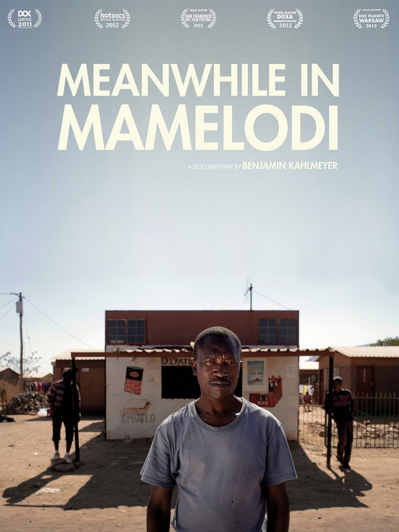 Meanwhile in Mamelodi Poster