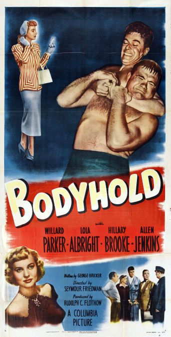 Bodyhold Poster