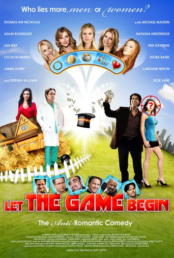 Let the Game Begin Poster