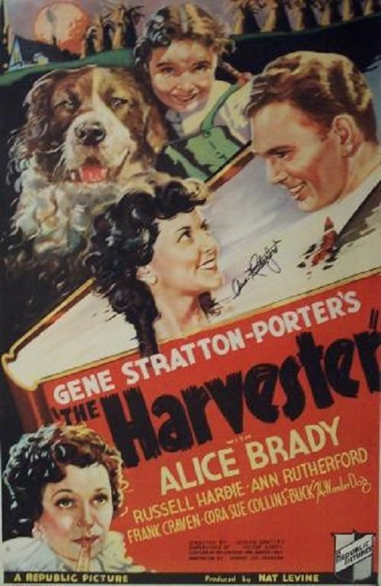 The Harvester Poster