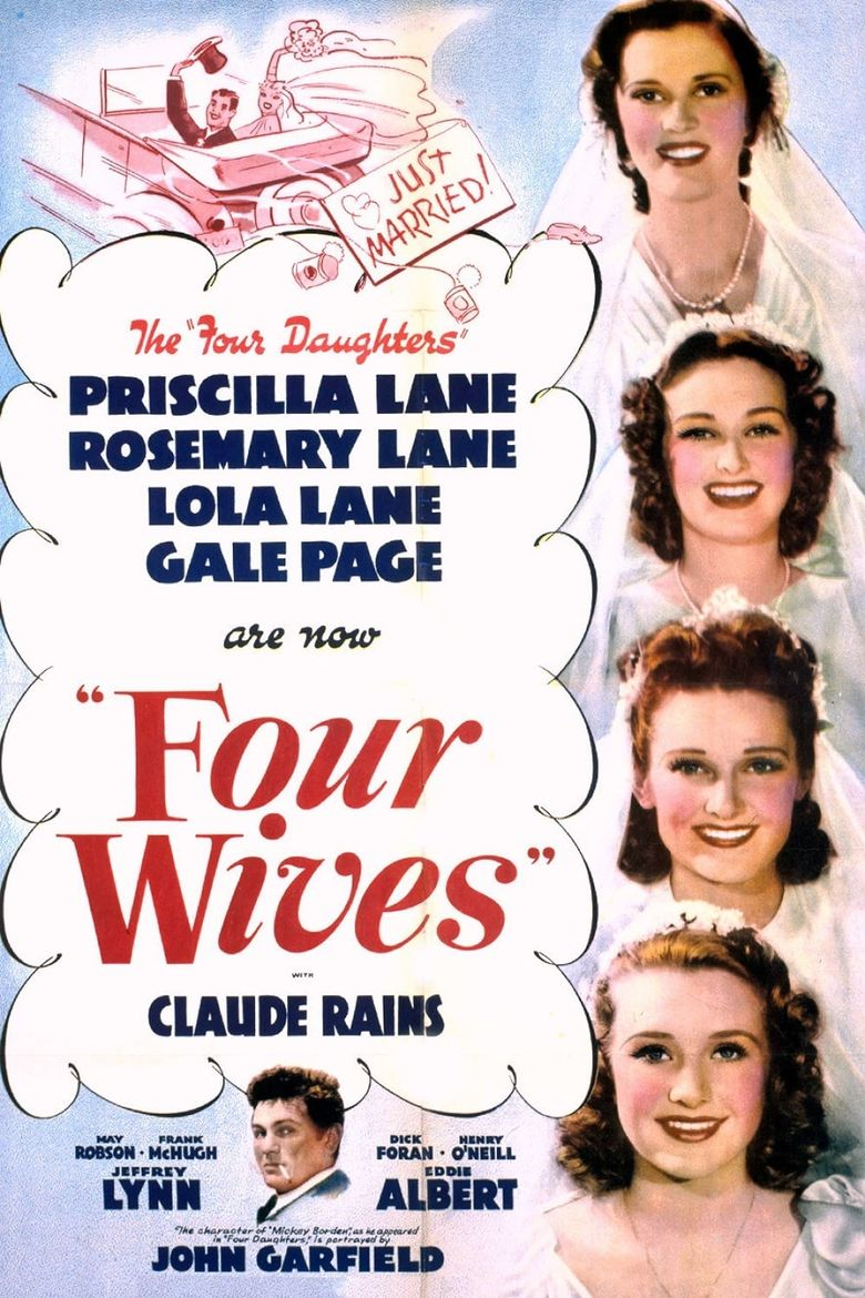 Watch Four Wives
