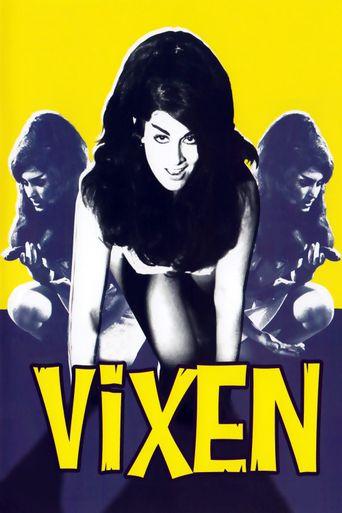 Vixen! Poster