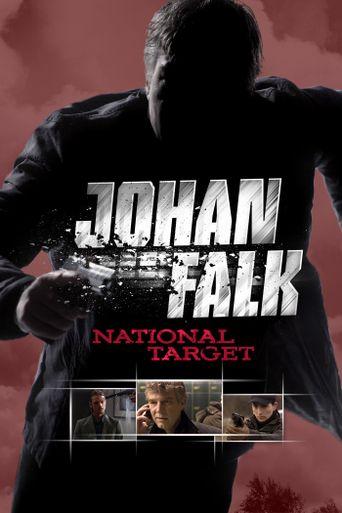 Johan Falk: National Target Poster